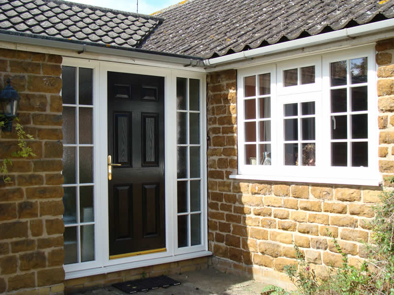Solid doors composite doors south shields for Georgian style upvc french doors