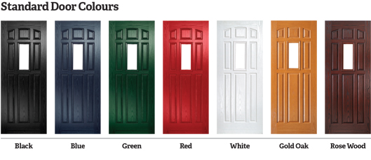 An elegant and unusual nine panel door that has sophistication and tremendous privacy. Well-designed decorative glass greatly enhances the small glazing ...  sc 1 st  Composite Doors South Shields & Prestige Composite Door Range | Composite Doors South Shields