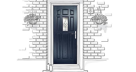 Prestige  sc 1 st  Composite Doors South Shields & Prestige Composite Door Range | Composite Doors South Shields